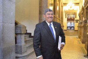 MP pide antejuicio contra diputado Carlos Mencos.