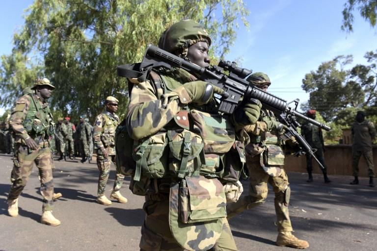 Cambio de gobierno en Gambia