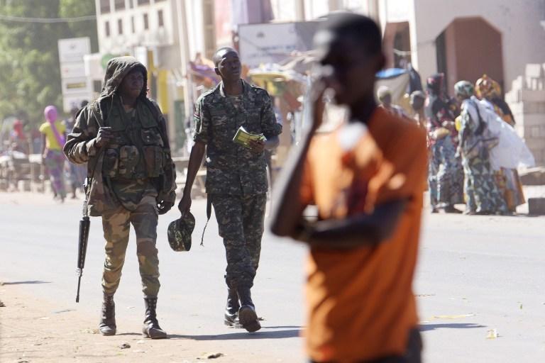 Conflicto en Gambia