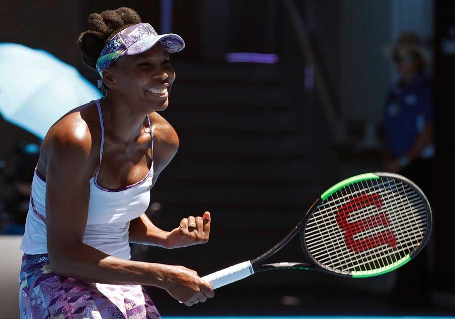 Tenista Venus Williams