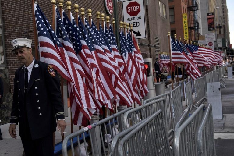 Monumento a las víctimas del 11 de septiembre