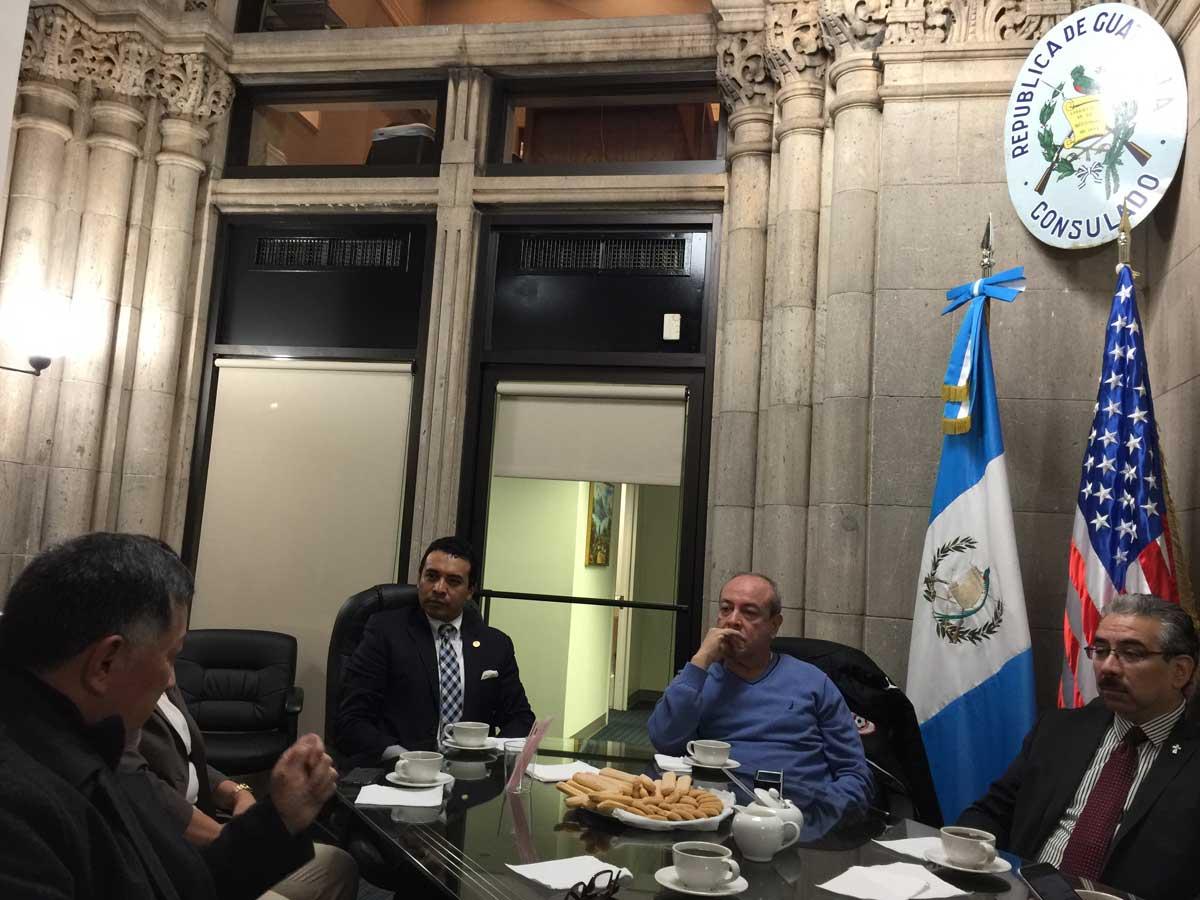 Consulado de Guatemala en Nueva York