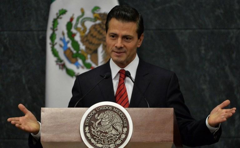 Discurso de Enrique Peña Nieto