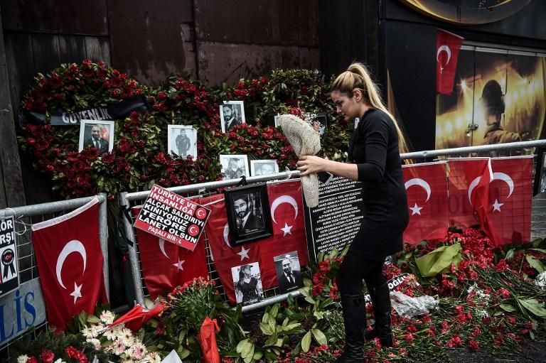 Atentados en Turquía
