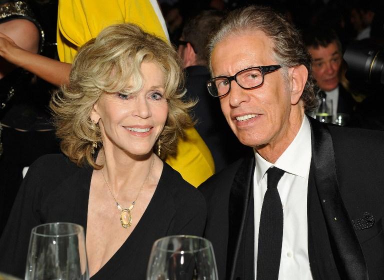 Jane Fonda y Richard Perry