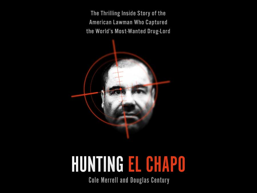 "Libro ""Hunting El Chapo"""