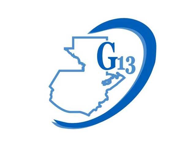 Logotipo del G13