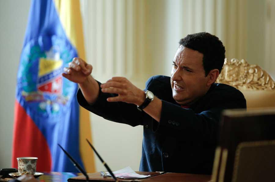 """Serie """"El Comandante"""""""