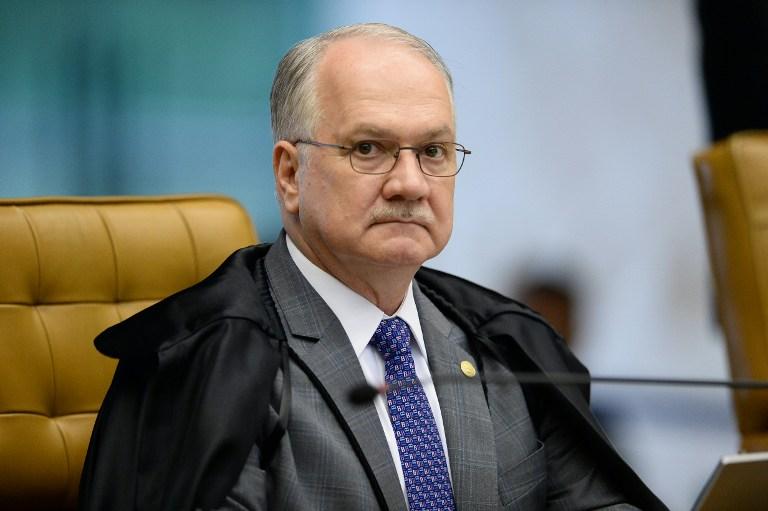 Juez Edson Fachin, encargado del caso Petrobras