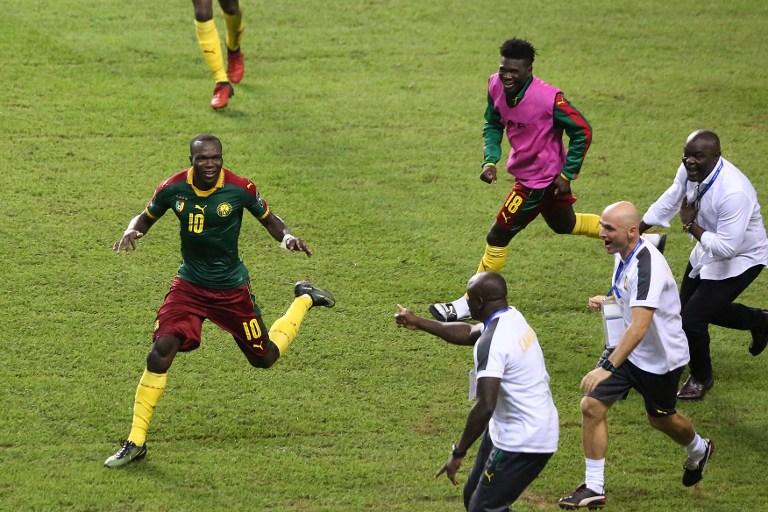 Camerún gana la Copa Africana de Naciones 2017