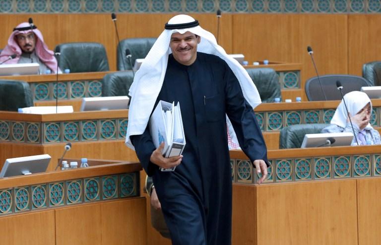 Jeque Salman Humoud Al-Sabah, exministro kuwaití