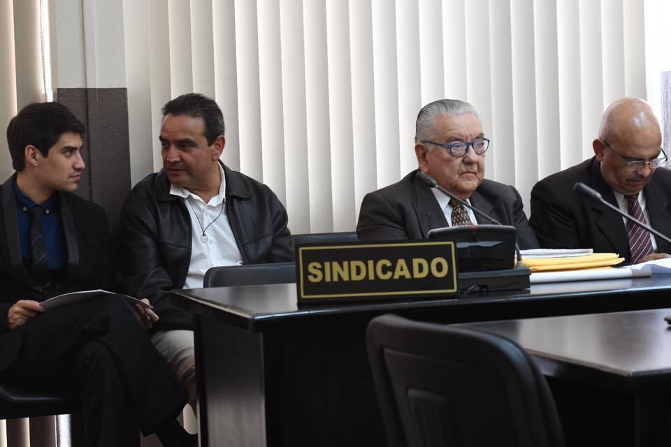 Eduardo Meyer Maldonado y Raúl Girón