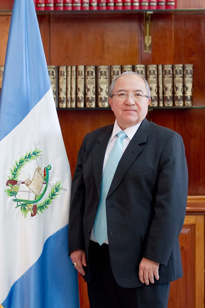 Nery Medina, presidente electo de la CSJ