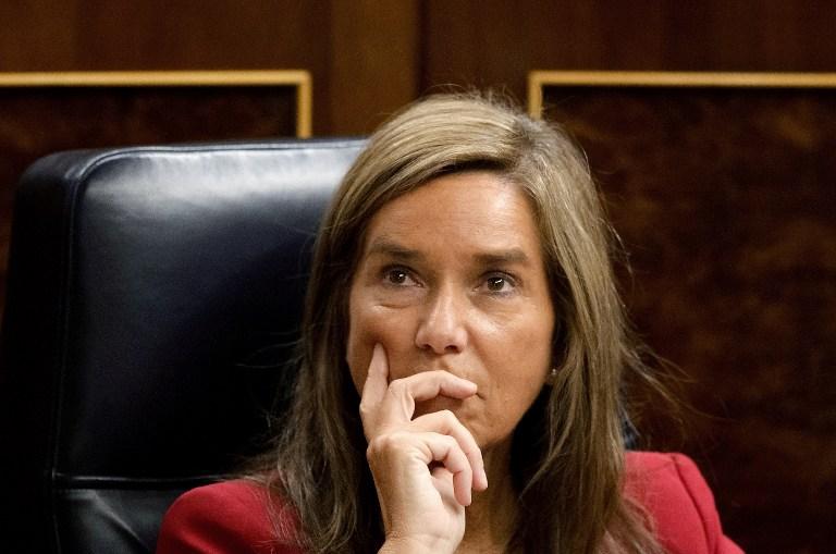 Ana Mato, exministra de España