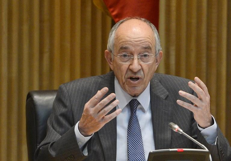 Miguel Ángel Fernández Ordoñez, exgobernador del Banco de España
