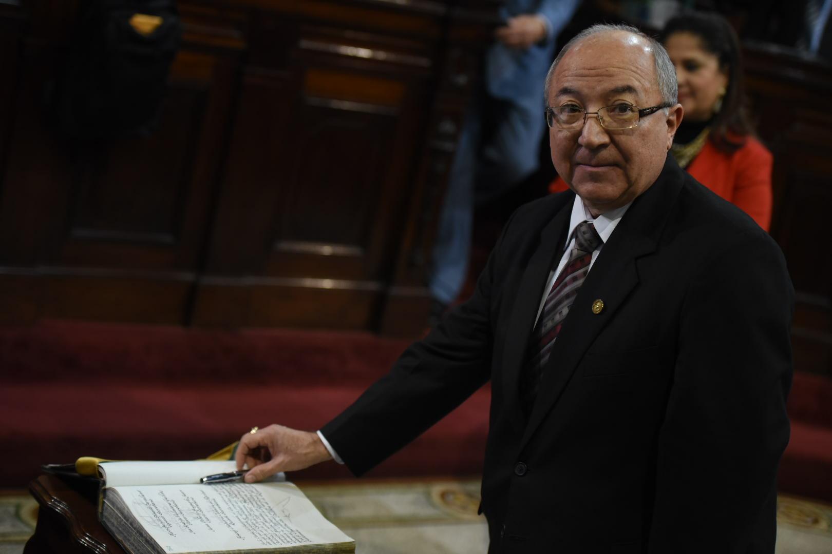 Nery Medina dirigirá la CSJ