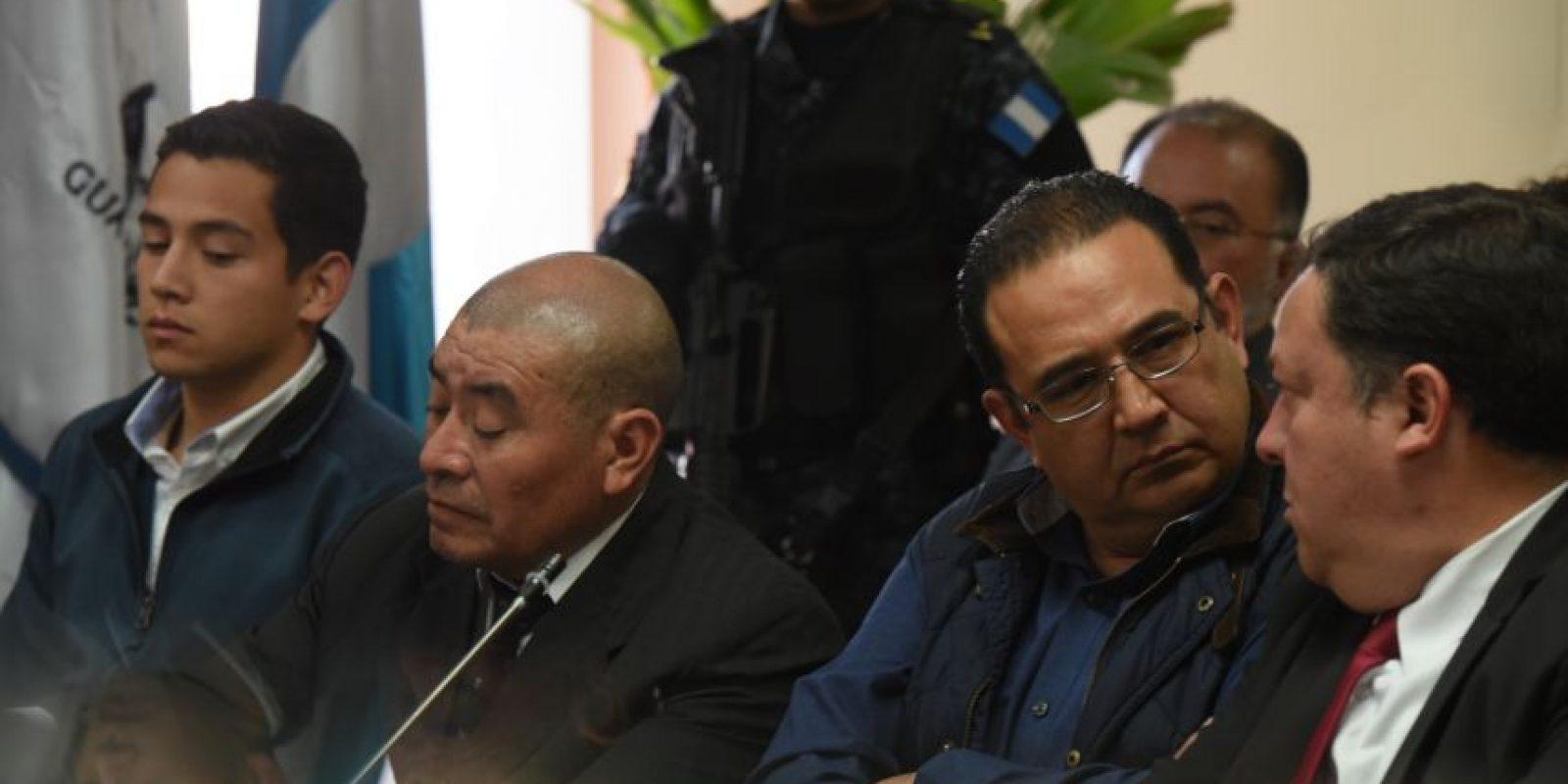 """Los encarcelados José Manuel Morales Marroquín y Samuel """"Sammy"""" Everardo Morales Cabrera."""