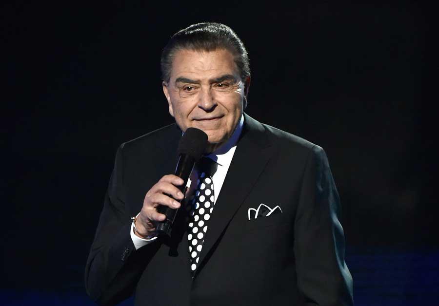 Presentador Don Francisco