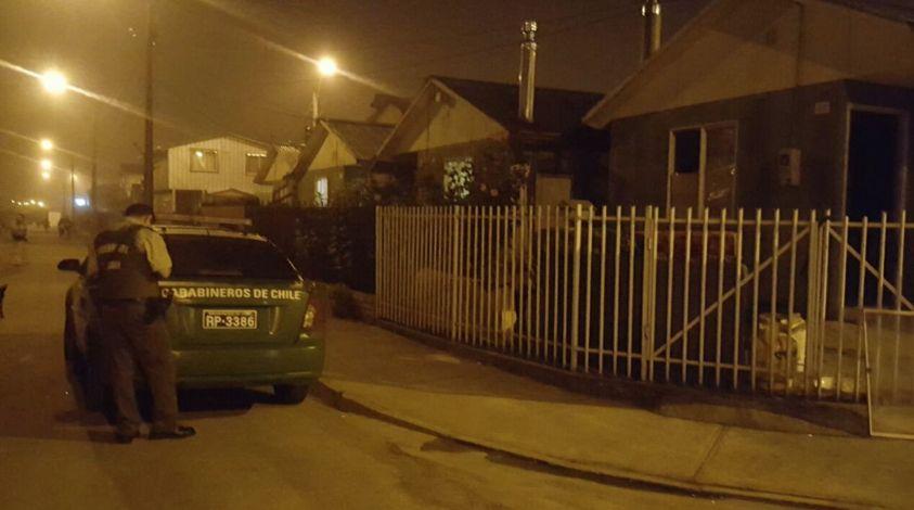 Casa embrujada en Puerto Montt