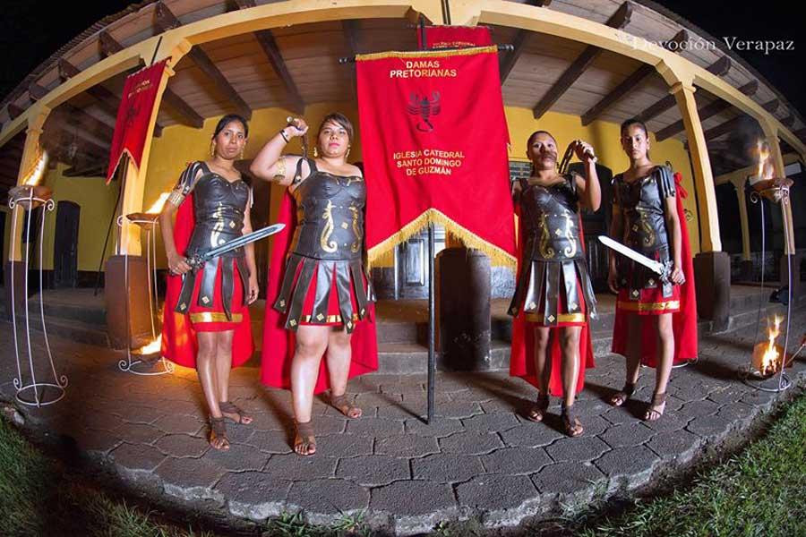 Legión Pretoriana de Cobán