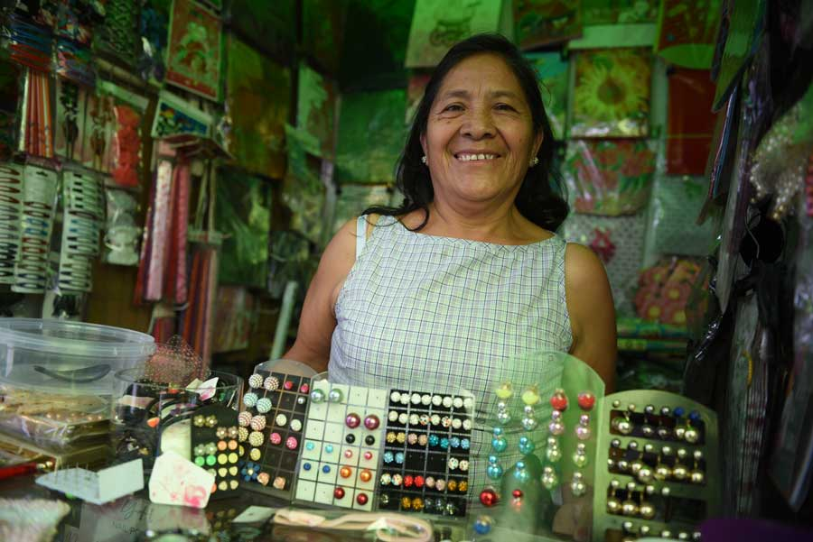 Doña Carmen Camacho