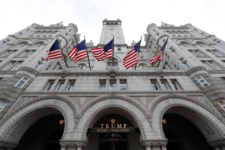 Hotel de Donald Trump