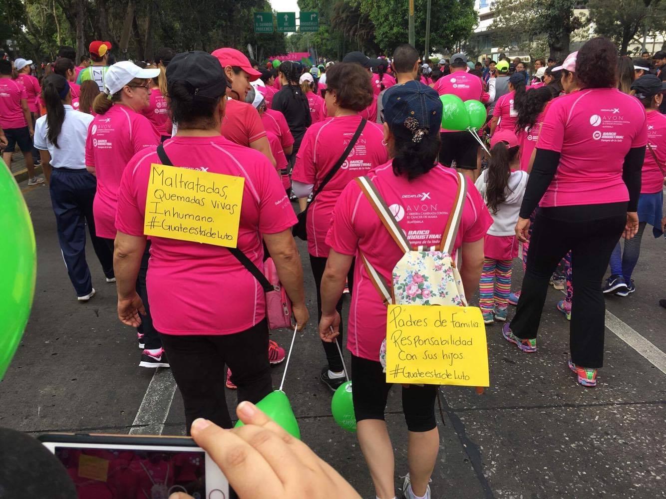 Recuerdan a víctimas del Hogar Seguro Virgen de la Asunción