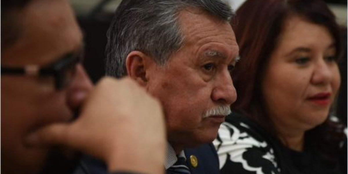 Diputado Edgar Ovalle