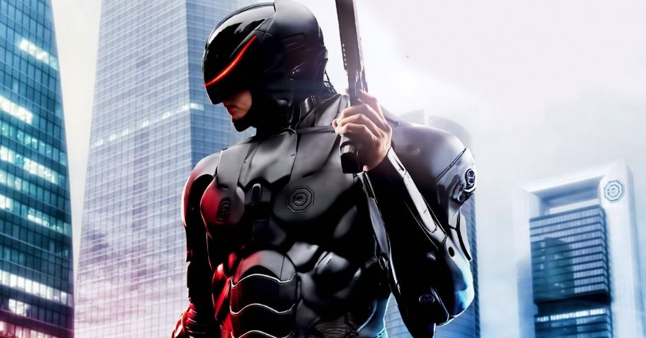 Imagen de la película Robocop