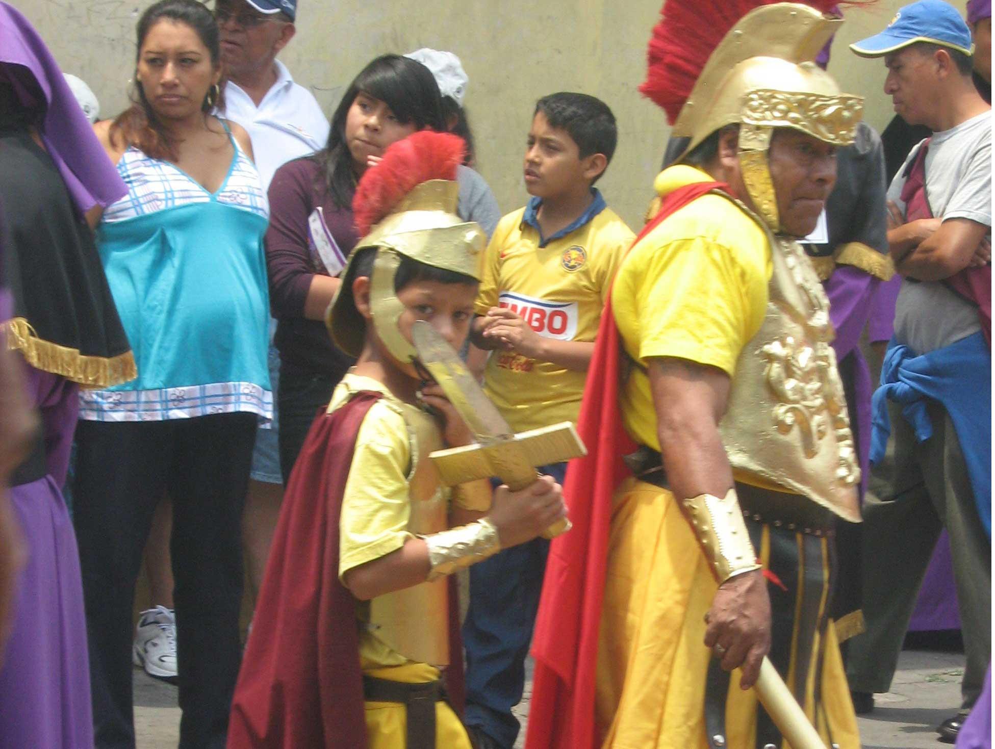 Mini romano de San José