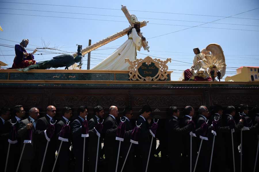 Procesión Jesús Nazareno Redentor del Mundo 2017