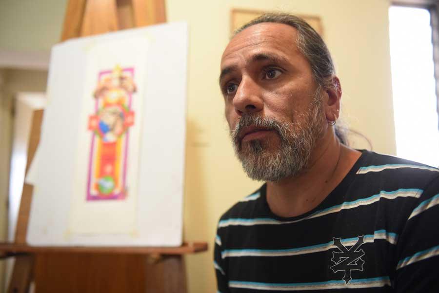 Artista Jorge Corleto