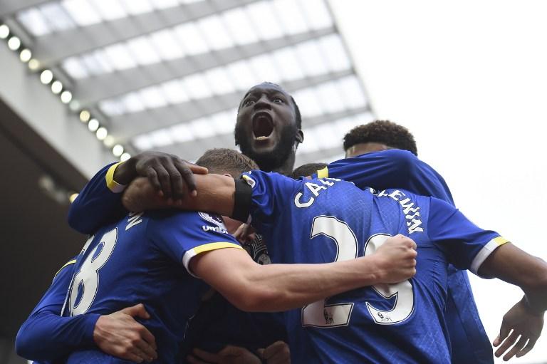 Gol del Everton