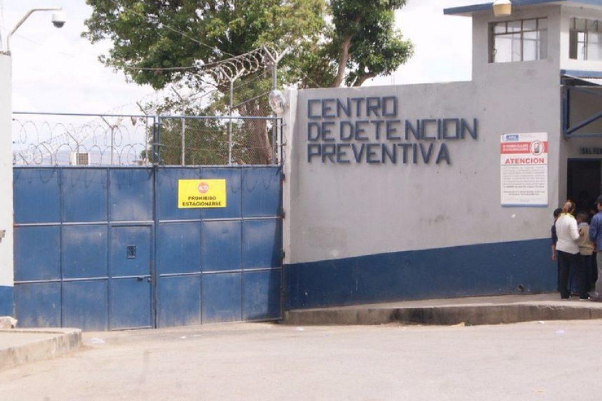 Cárceles de Guatemala.