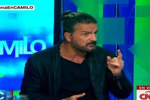 Ricardo Arjona en entrevista con Camilo Egaña