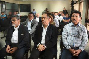 Exdiputados del Congreso de Guatemala
