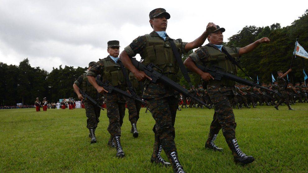 El Ejército de Guatemala licita la compra de cuatro aeronaves.