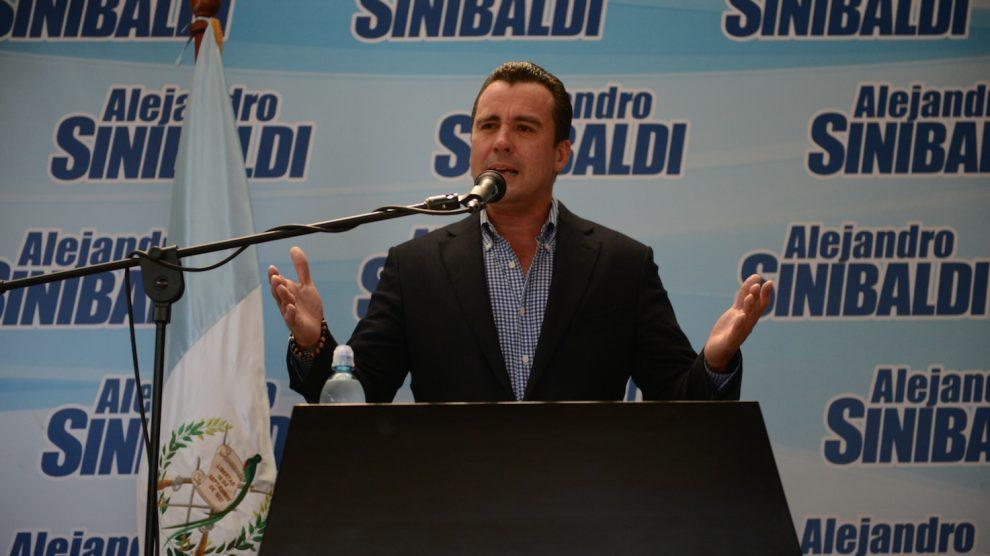Alejandro Sinibaldi, exministro de Comunicaciones.