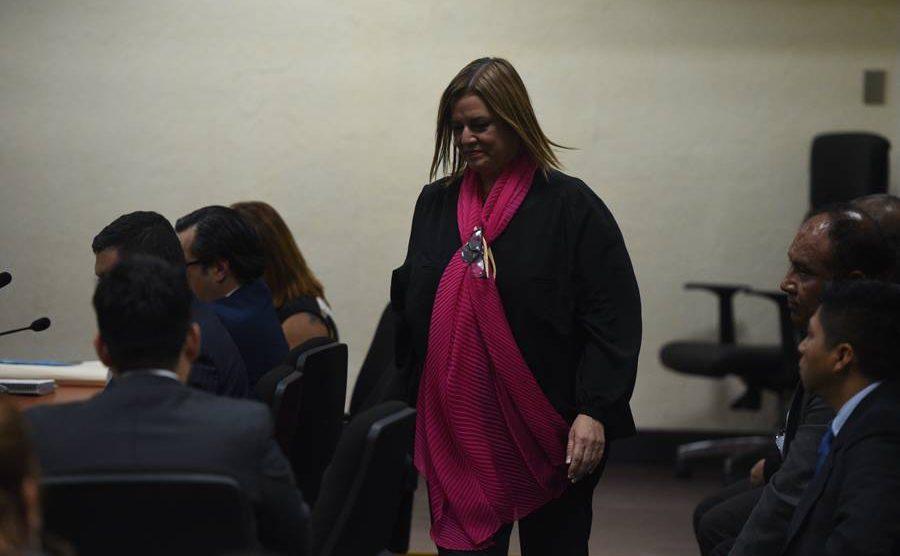 """Anahy Keller, vinculada por el MP al caso """"Hogar Seguro""""."""