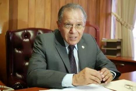 José Arturo Sierra, expresidente de la Corte Suprema de Justicia (CSJ).