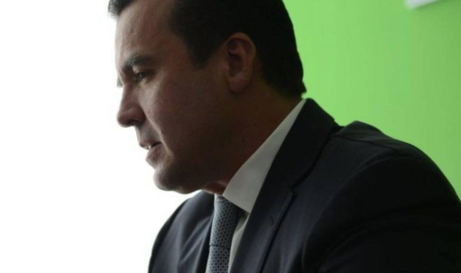Alejandro Sinibaldi, exmnistro.