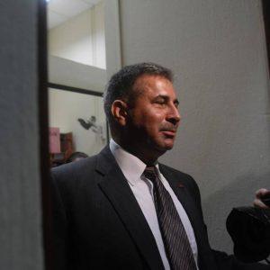 La justicia guatemalteca indica que el general Erick Melgar Padilla no goza del derecho de antejuicio.