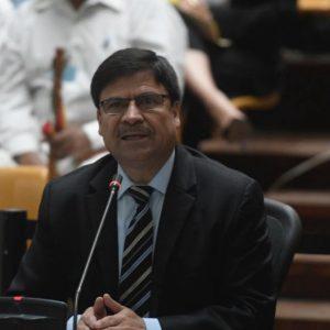 MP insiste en antejuicio contra Ranulfo Rojas, magistrado del TSE.