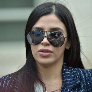 """Esposa de """"El Chapo"""" arrestada en aeropuerto de EE. UU. por cargos de narcotráfico"""