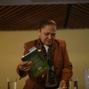 María Consuelo Porras Argueta, fiscal general y jefa del Ministerio Público (MP).