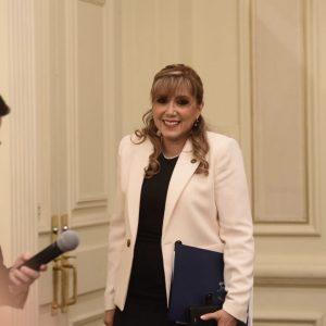 Diputados eligen a Dina Josefina Ochoa como magistrada titular de la CC