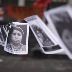 Conflicto armado interno en Guatemala.