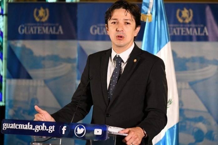 Víctor Martínez, exministro de Finanzas Públicas.