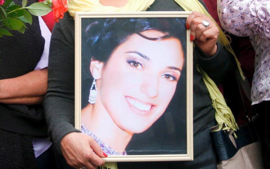 Cristina Siekavizza, desaparecida en 2011.