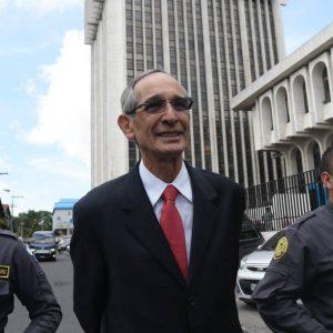 El expresidente Álvaro Colom Caballeros enfrenta la justicia guatemalteca.